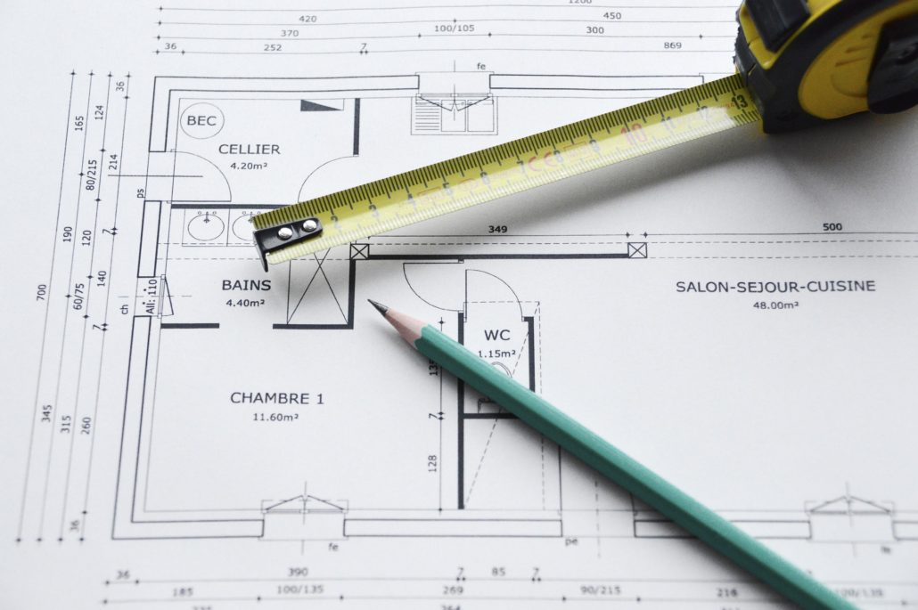 diseño de planos - licencia de regularizacion